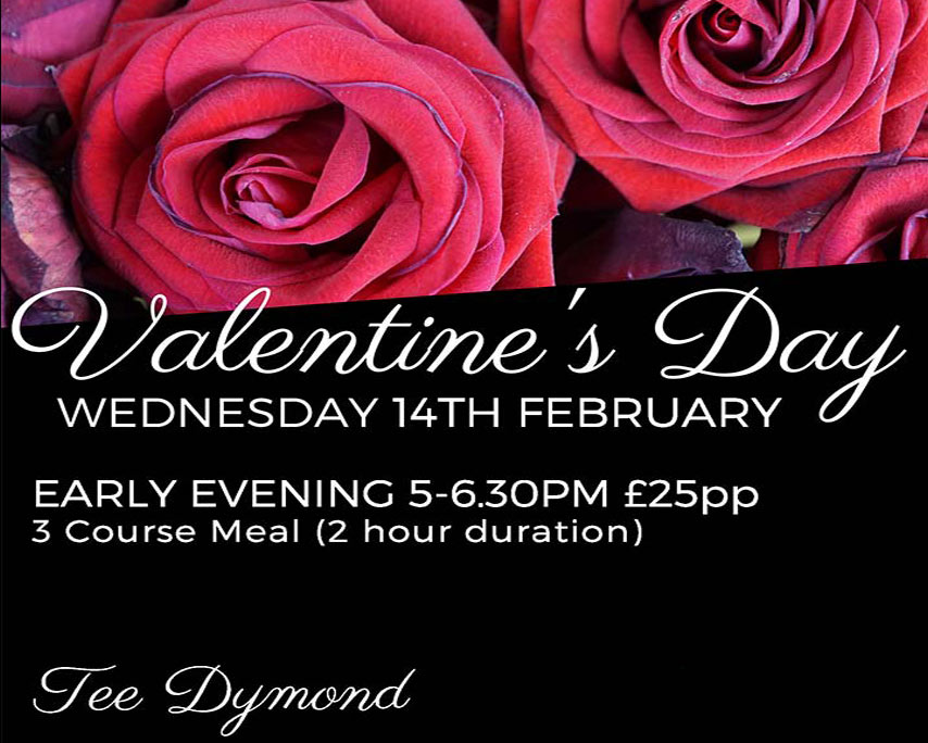 Valentines Day Early Evening