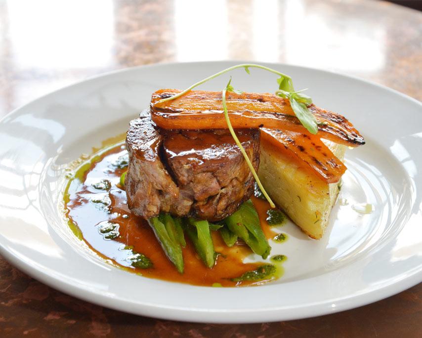 Set Lunch Menu Railway Lowdham Nottingham Restaurant